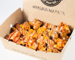 Fries & Chicken - Medium